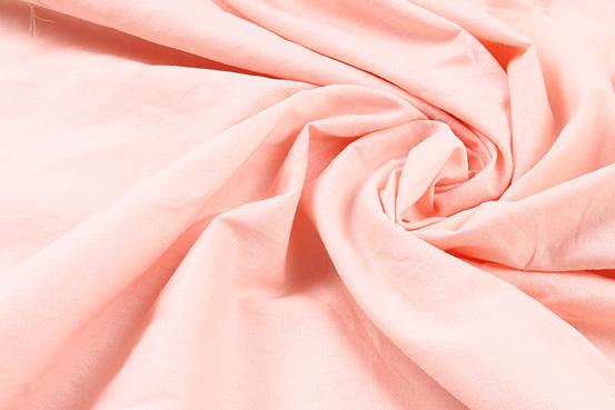 桔色全棉50%+50%柞蚕丝混合蚕丝被d