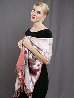 真丝丝巾围巾